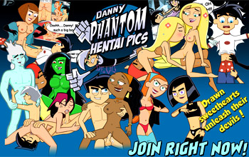 Danny Phantom Porn