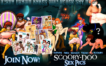 Scooby Doo Porn