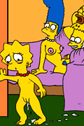 cartoon simpsons sex free