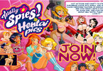 This site is packed with high-quality pics of Totally Spies Hentai Tv-Show!